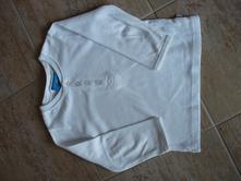 Žebrované triko s dlouhým rukávem, topolino,98