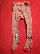 Dívčí punčocháče panda, 86
