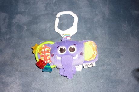Lamaze slon,