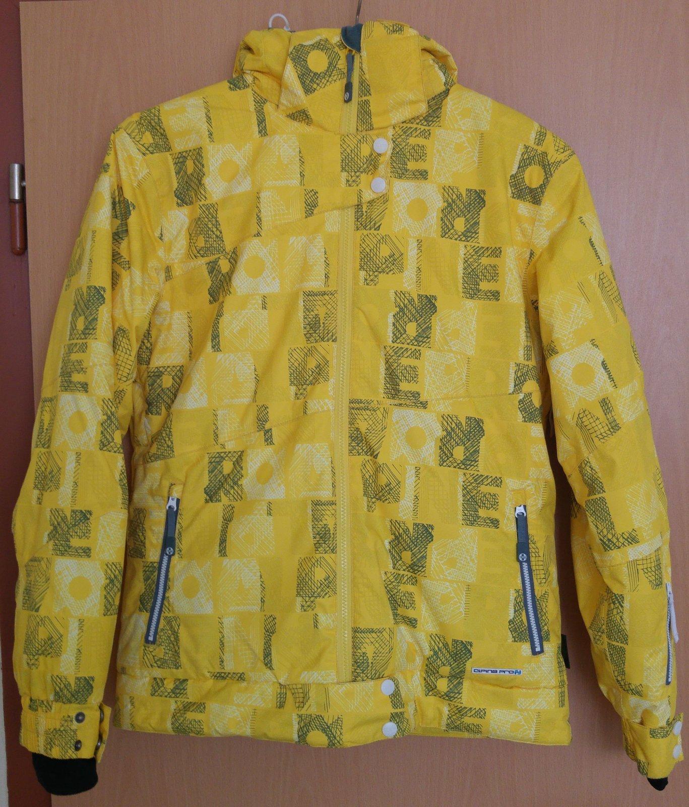 Dámská zimní bunda na lyže snb i normal nošení 09f5a56a5b