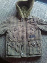 Teplá zimní i přechodová bunda zn demo, 86