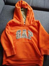 Fleecová holčičí mikina, gap,86