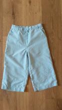 Plátěné letní kalhoty s podšívkou, 110