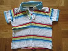Slušivé triko s límečkem, next,92