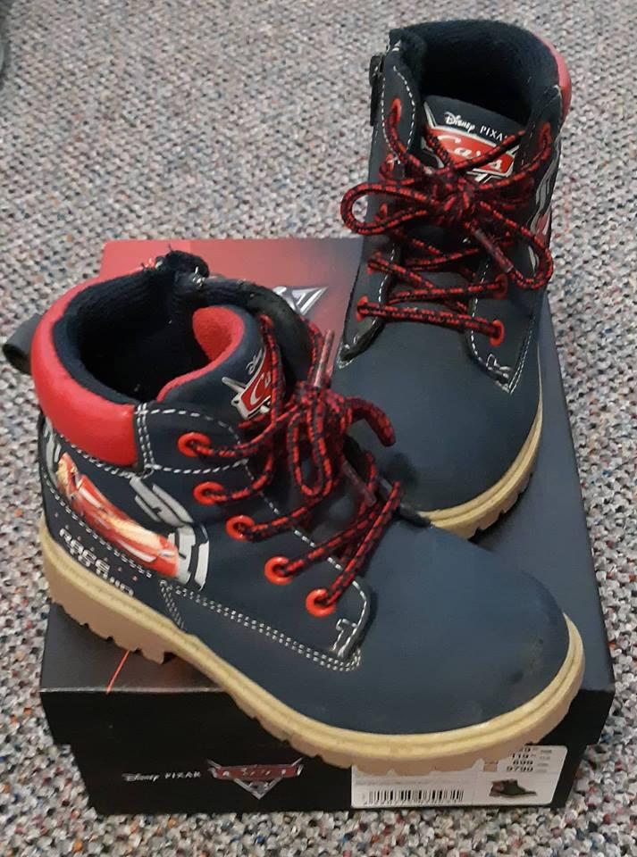 Zimní boty vel. 27 - ccc a lupilu 017f067e67