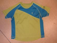 1953/18    funkční tričko klimatex vel. 122, 122