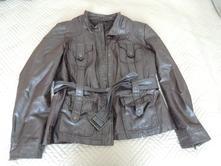 Dámská koženková bunda, vel.44, c&a,44