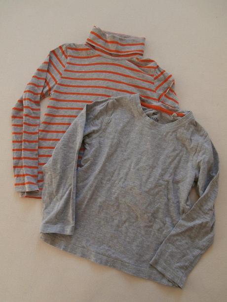 Duopack triček - triko, rolák lupilu 104-110, lupilu,110
