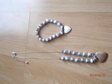 Dámský set - náhrdelník s náramkem ,
