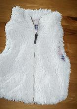 Luxusní hm vesta kožíšek, h&m,140