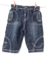 Chlapecké kalhoty s bavlněnou podšívkou   62/68, marks & spencer,62