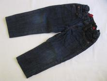 Tmavě modré džíny, zara,104