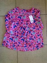 Nové dívčí triko, 5-6let, young dimension,110 / 116