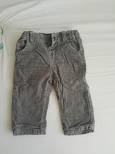 Manžestrové kalhoty, baby club,74