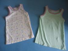 1+1 spodní košilka/tílko 86, lupilu,86