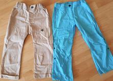 Nenošené letní kalhoty next 98-104, next,98