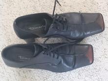 Kožené botky zn.tamaris, tamaris,37
