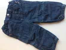 Chlapecké kalhoty č.151, okay,68