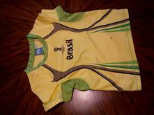 Fotbalové triko brasil 122, 122