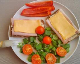 Raňajky 🌷