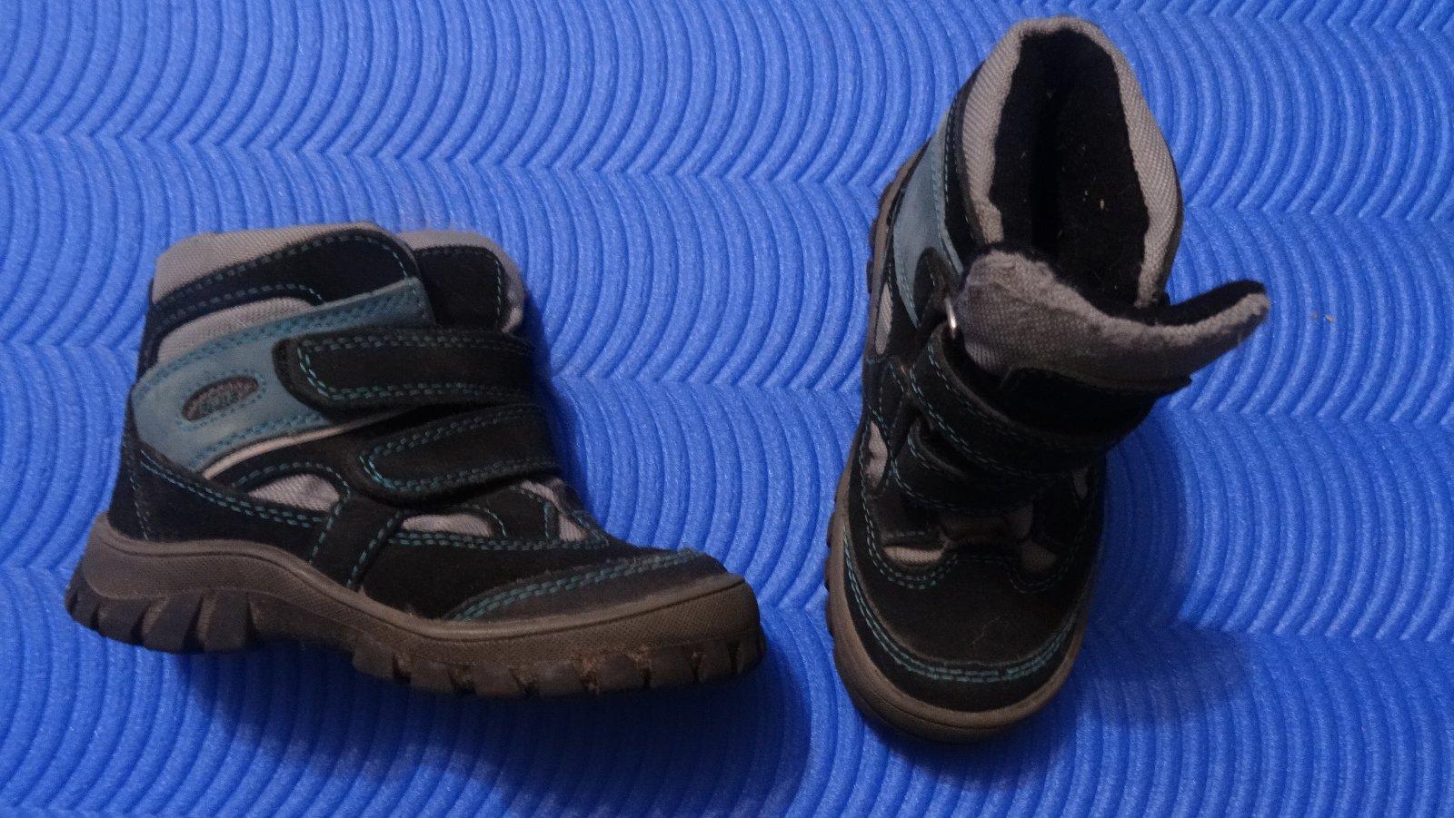 Celoroční boty s membránou 2f69e51b54