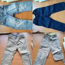 Chlapecké kalhoty, lindex,86
