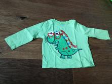 Tričko s dinosaurem, f&f,74