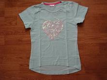 Mentolové tričko se srdíčkem, pepco,122