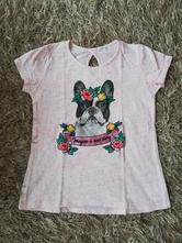 Dívčí triko, c&a,146