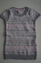 Pletené šaty, 92