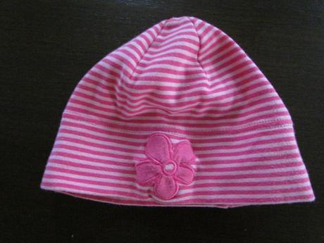 Bavlněná čepice vel. asi 80/86, 80
