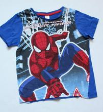Chlapecké triko -spider man-vel.110/116, marvel,110