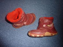 Zimní boty protetika, vel. 24, protetika,24