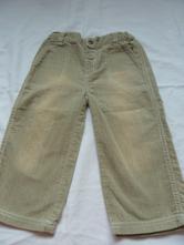 Manšestrové kalhoty, minoti,86