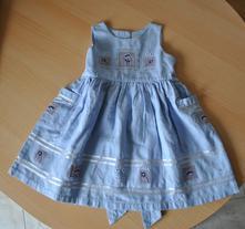 Šaty pro holčičku, next,86
