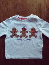 Tričko s vánočním motivem, 80