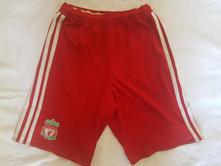 Liverpool sportovní kraťasy, adidas,152