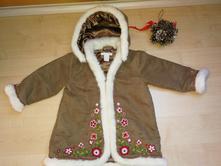 Prechodni jarni/podzimni kabátek, h&m,86