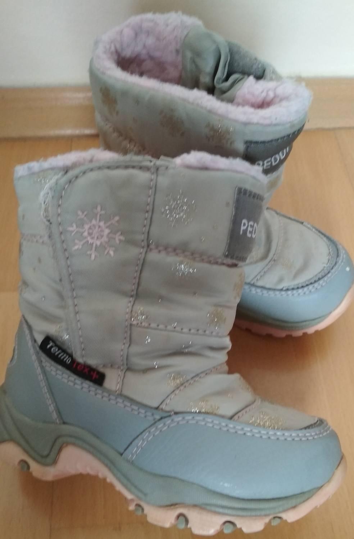 24 inzerátů • 8 hodnocení. Zimní boty peddy - termo tex ... a2e9cb4040