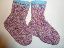 Teplé ponožky, 68