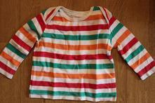 Pruhované tričko, f&f,68