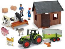 Farma s traktorem sada,