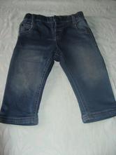 Kalhoty džínové zateplené, f&f,74