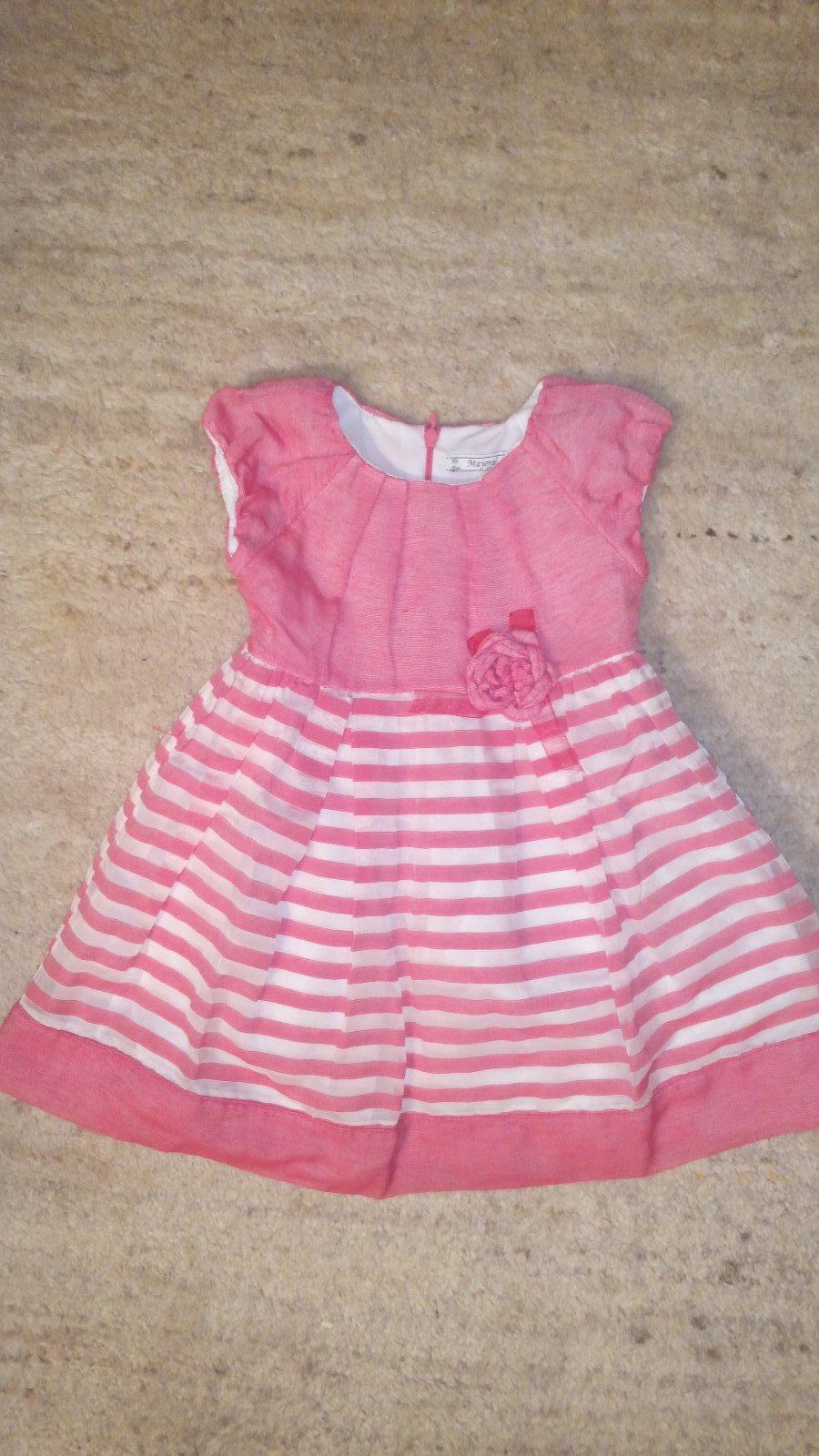 Letní šaty zn. mayoral d2749cb4840