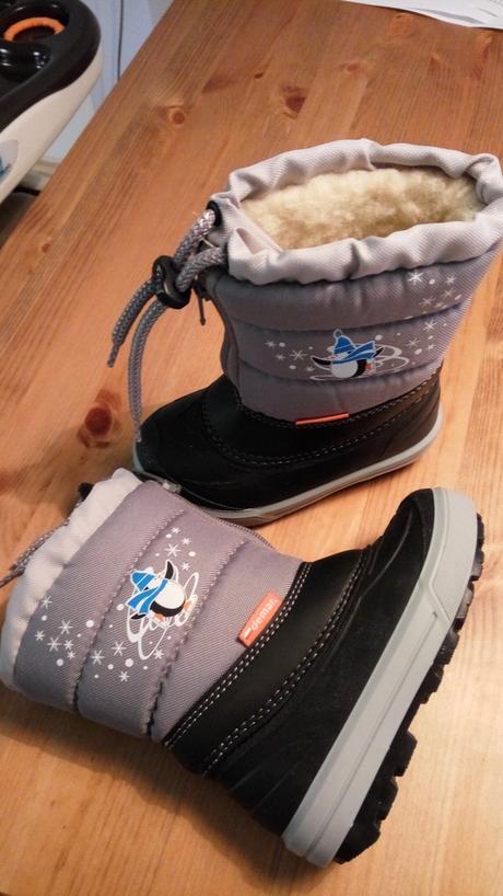 Dětské boty, demar,22
