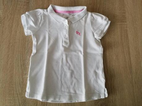 Polo tričko, h&m,86