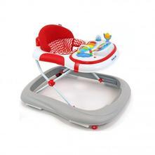 Dětské chodítko baby mix se silikonovými kolečky,