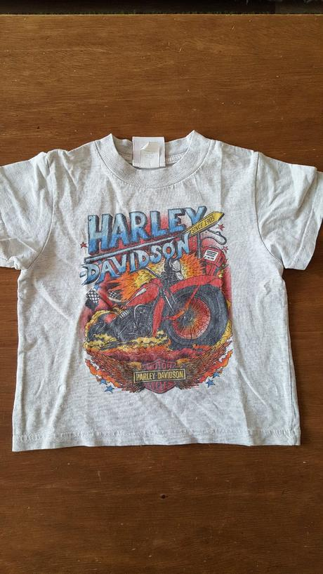 Tričko harley davidson, 98