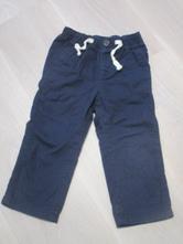 Plátěné kalhoty podšité, gap,92