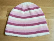 Pruhovaná čepice pro holky, girl2girl,92